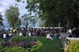 Luzern' de bahar kutlaması