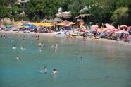 Aliki plajı