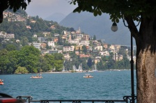Lugano gölü