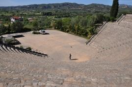 Olympia, antik tiyatro