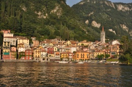 Varenna, İtalya