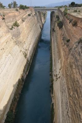 Korinth kanalı