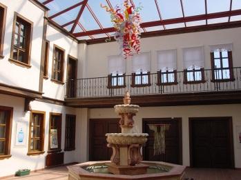 Eskişehir odunpazarı müzeevi içi