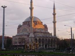 Eskişehir Reşadiye camii