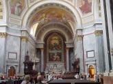 Estergom Basilicasının içi