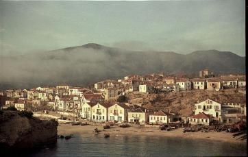 Limenaria' nın eski hali