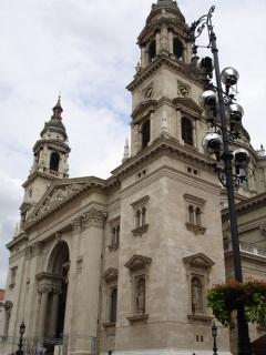 Peşte, St.Istvan Kilisesi