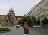 Prag Hapimag Hotel (sağdaki bina)