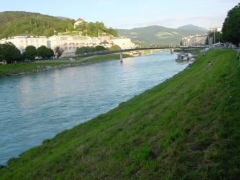 Salzach Nehri