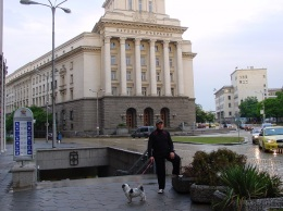Sofya, Stalinist yapı'Largo'