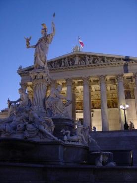 Viyana Parlemento Binası