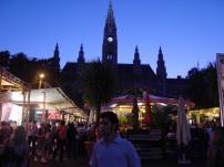 Viyana, Motiv Kilisesi ve kiosklar