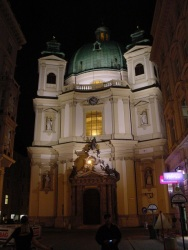 Viyana gecesi