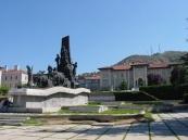 Cumhuriyet meydanı, Kastamonu