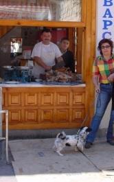 Taşköprü' de kuyu kebapçısı