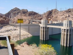 Hoover barajı, LV