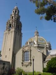 San Diego' da kilise