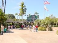Hayvanat bahçesi girişi