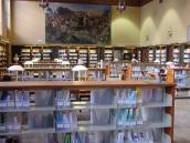 Berkeley Üniversitesi kitaplığı