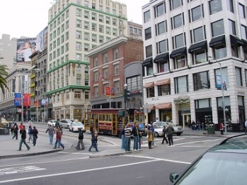 San Francisco tramvayı