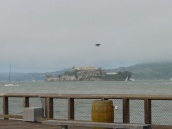 Alcatras adası, SF