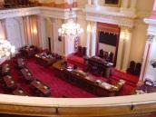 Sacramento meclis salonu
