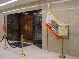 Başkanın odası