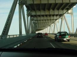 Bay bridge, SF