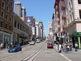 SF caddeleri
