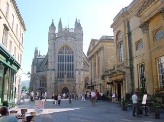 Bath Katedrali