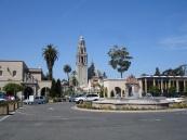Balboa Park merkezi