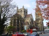 Cambridge' de bir kilise