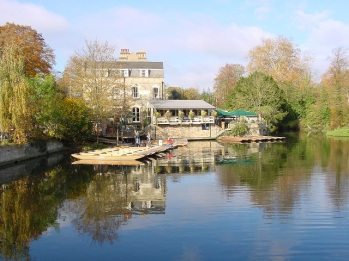 Cambridge' de kanal