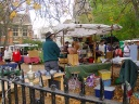 Cambridge' de semt pazarı