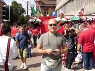 Cardiff-Fransa maçı öncesi