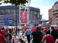 Cardiff Millenium stadyumu