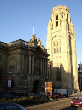 Wills Memorial Building, Bristol