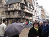 Oxford sokakarında