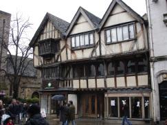 Oxford evleri