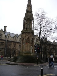 Martyrs' Memorial, Oxford
