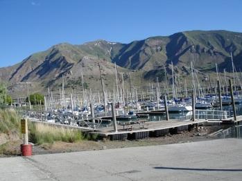 Salt Lake' te marina