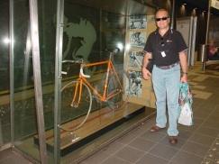 Eddy Mercks' in bisikleti