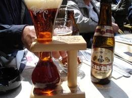 Kwak bira ve özel bardak tutucusu
