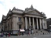 Brüksel Stock Exchange binası