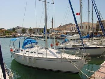Urla marinası