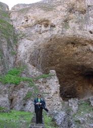 İnönü İnler mağarası