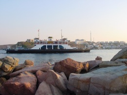 Bozcaada feribotu