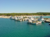 Kabatepe limanından ayrılış