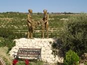 Bağevi heykeli