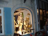 Alaçatı vitrini